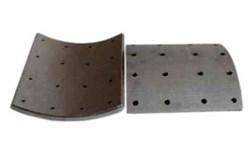 накладки тормозные к-т 4шт 254мм STD Sc BERAL (1535250) - фото 4552